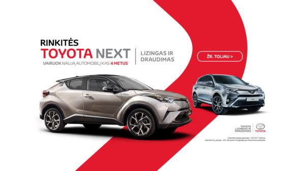 Toyota NEXT