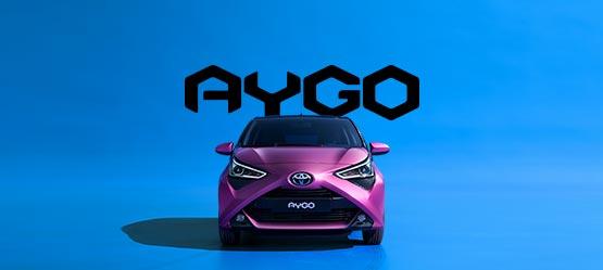 Specialus naujojo AYGO pasiūlymas
