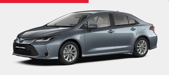 Toyota turi Corolla modelį kiekvienam – Corolla sedanas