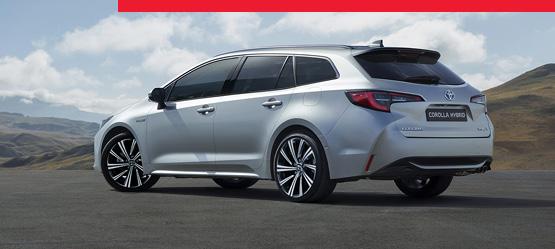 Toyota turi Corolla modelį kiekvienam – Corolla Touring Sports