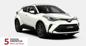 Toyota C-HR. Hybrid