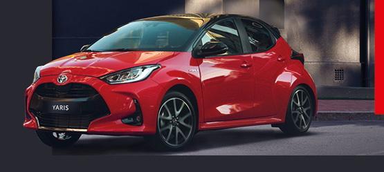 Naujasis Toyota Yaris Hybrid. Tik pirmyn.
