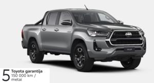 Toyota Hilux 2,8 l.