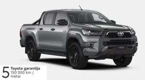 Toyota Hilux 2.8 l.